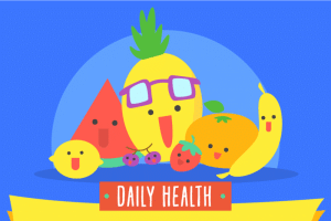 The World of Vitamins (Infographic)