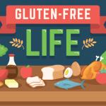 Gluten-Free Life (Infographic)