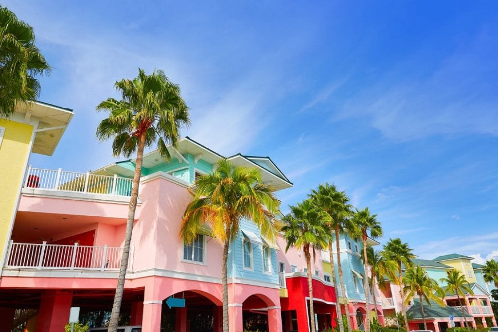 Best Places to Retire - 2. Fort Myers, Florida