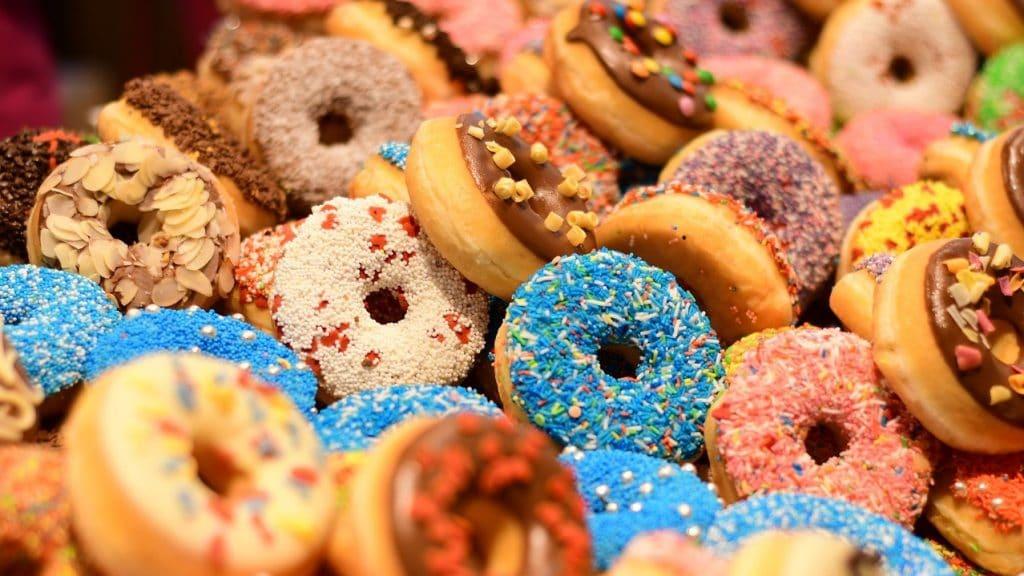 Obesity Statistics - Donuts