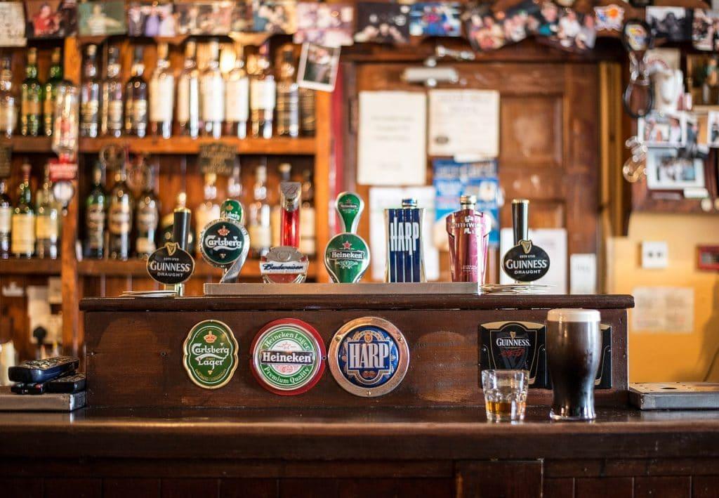 Alcoholism Statistics - Bar