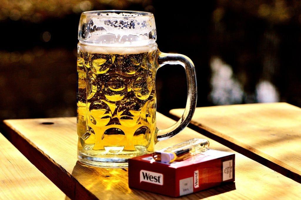 Addiction Statistics - Cigarettes & Alcohol
