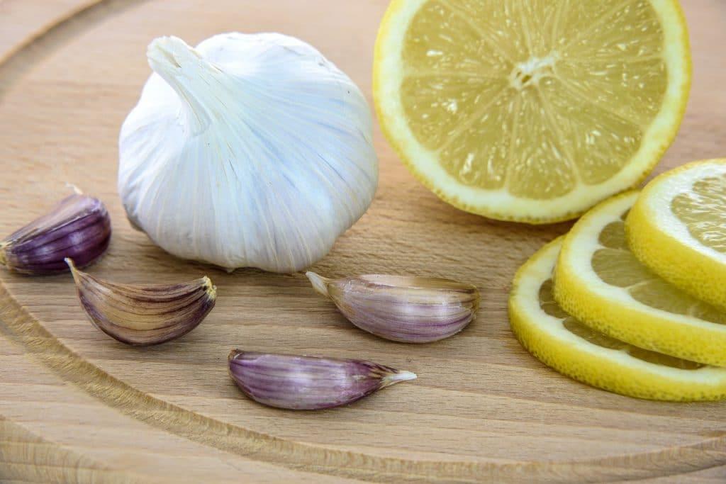 Flu Statistics - Garlic and Lemon