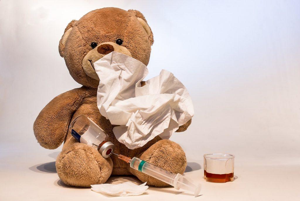 Flu Statistics - Fever