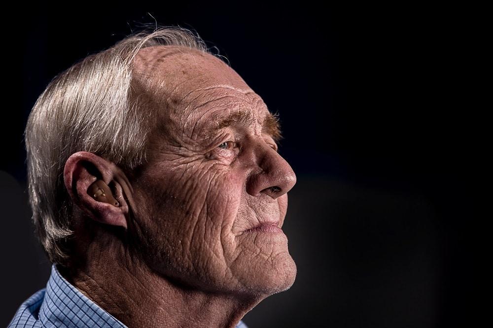 Alzheimer's Facts & Statistics - Old Man