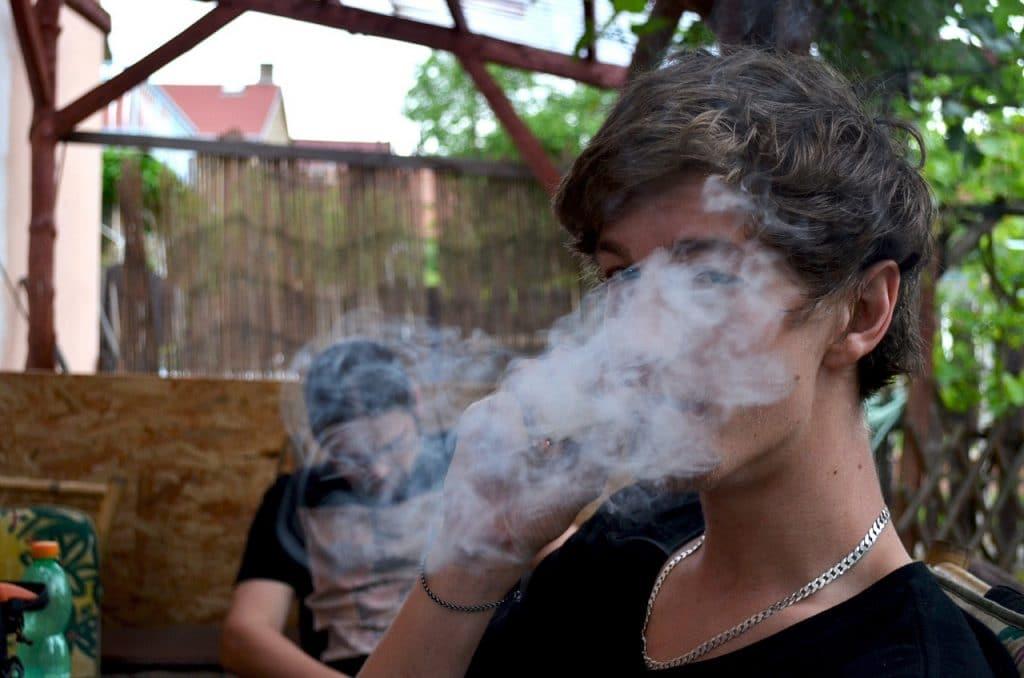 Smoking Statistics - Marijuana