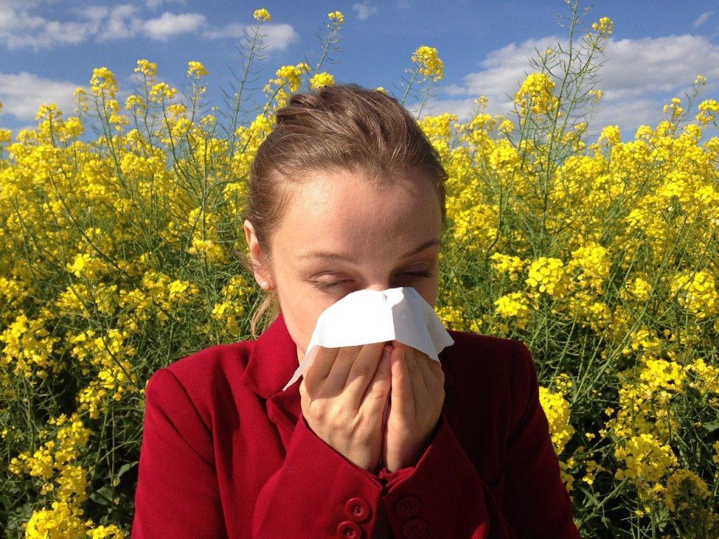 Allergy Statistics - Stats