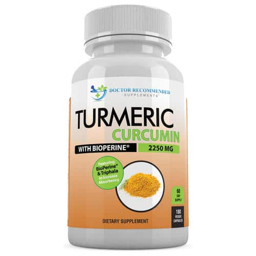 doctors recommended turmeric review