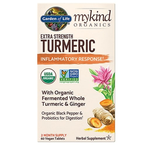 garden of life turmeric review