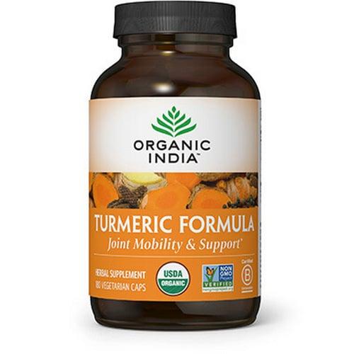organic india turmeric review