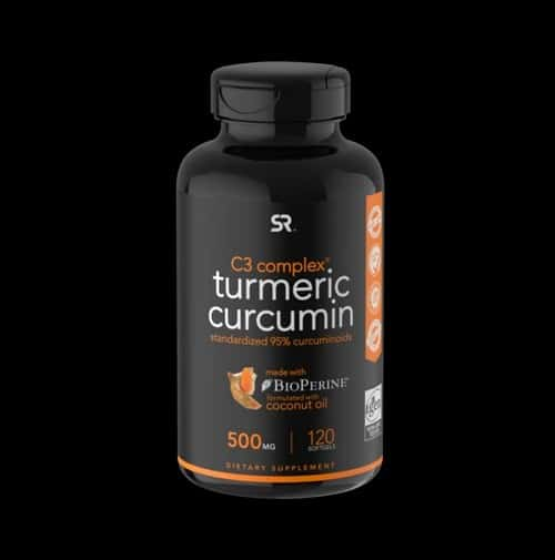 sport research turmeric + review