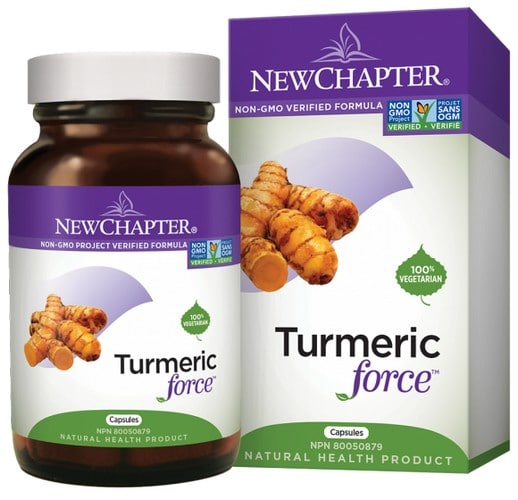 newchapter turmeric force review