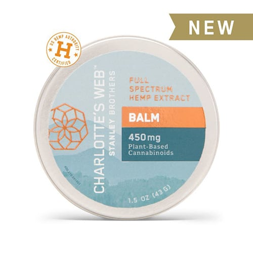 Best CBD Cream - Charlotte's Web CBD Balm Review