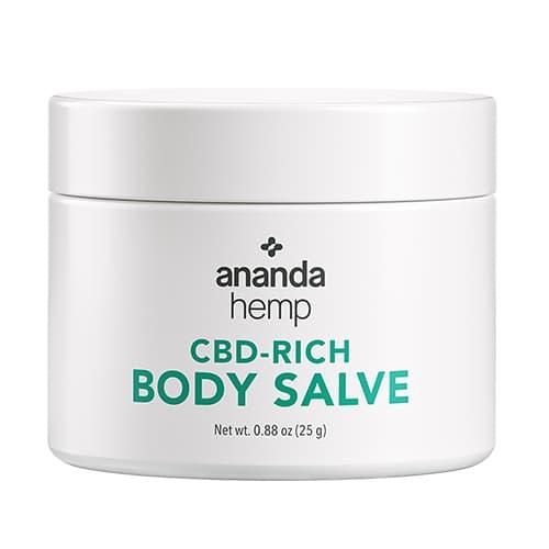 Best CBD Cream - Ananda Hemp Body Salve Review