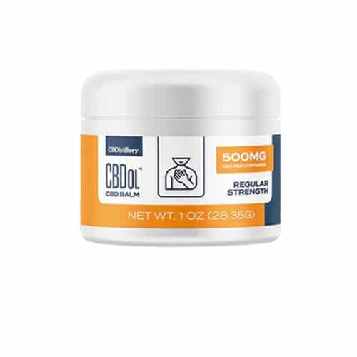 Best CBD Cream - CBDistillery Topical CBD Salve