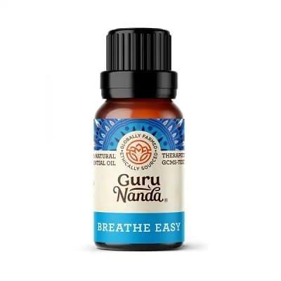 GuruNanda's Breathe Easy Blend Review