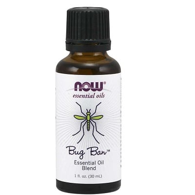NOW Foods' Bug Ban Blend Review