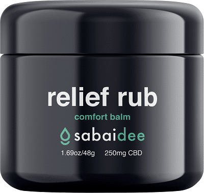 Sabaidee Relief Rub Review