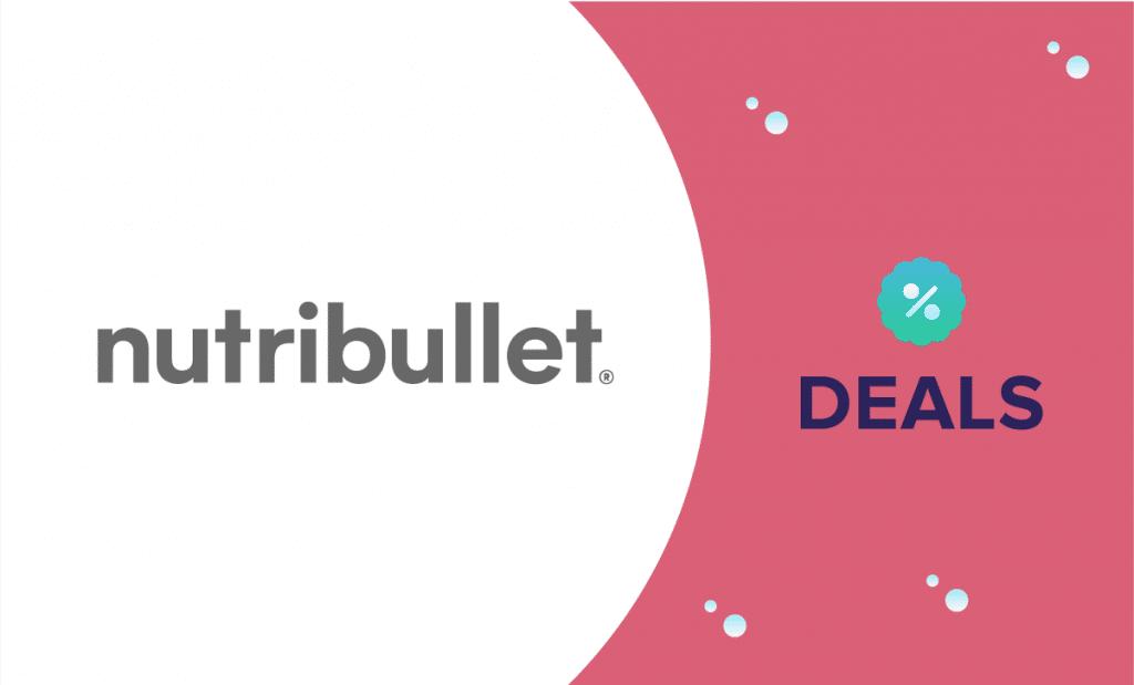 nutribullet deals