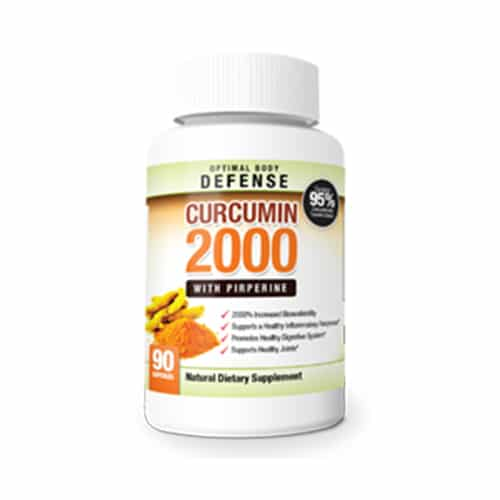Curcumin 2000 with Piperine Review