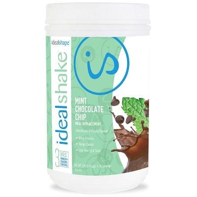 IdealShake Mint Chocolate Chip