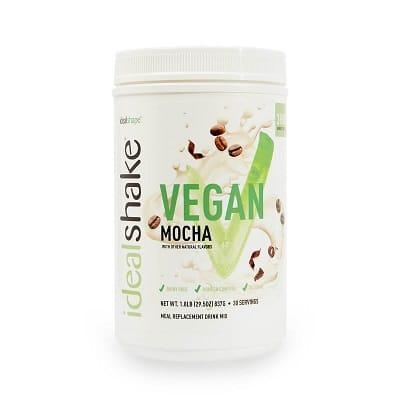 IdealShake Mocha Vegan