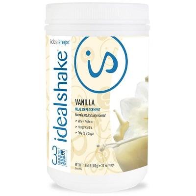 IdealShake Vanilla