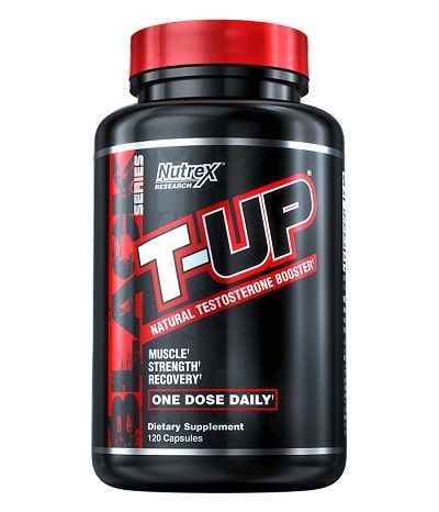 Nutrex T-UP Natural Testosterone Booster