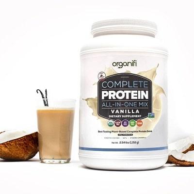 Organifi Complete Protein – Vanilla