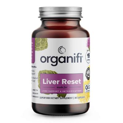 Organifi Liver Reset