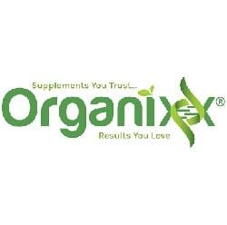 Organixx Turmeric 3D Review - Logo