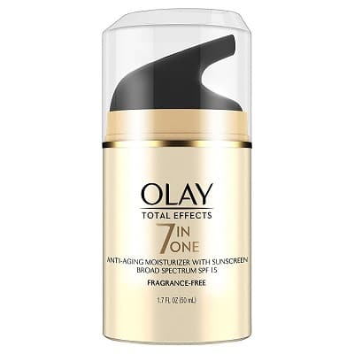 Best Anti-Aging Cream - Olay Total Effects 7 in One Moisturizer with Sunscreen Review