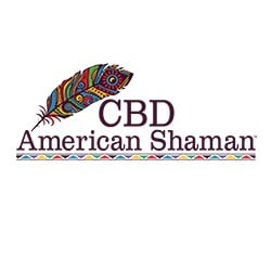 Best CBD Coffee - CBD American Shaman Logo
