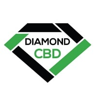 Best CBD Coffee - Diamond CBD Logo