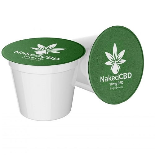 Best CBD Coffee - Naked CBD Coffee K-Cup Review