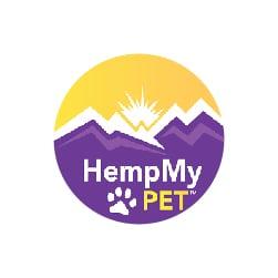 Best CBD Oil for Dogs - Hempmy Pet Logo