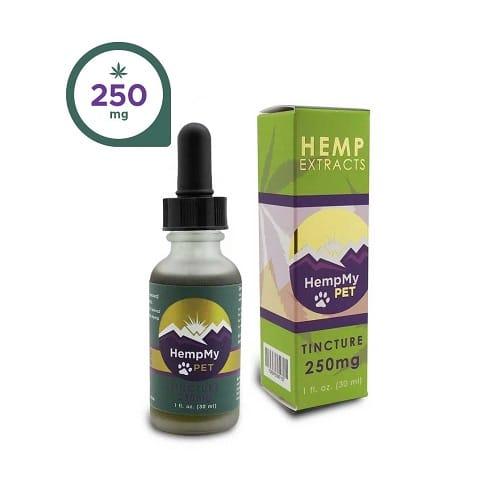 Best CBD Oil for Dogs - Hempmy Pet Review
