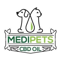 Best CBD Oil for Dogs - MediPets Review - Logo