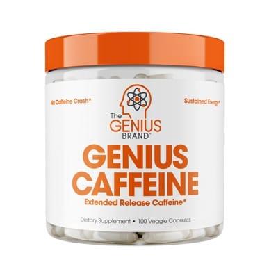 Best Caffeine Pills - Genius Caffeine Review