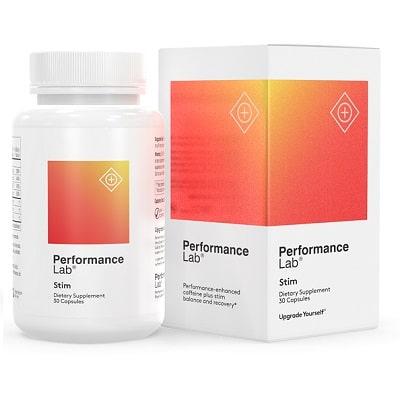 Best Caffeine Pills - Performance Lab Stim Review
