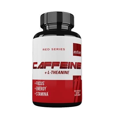 Best Caffeine Pills - RevLabs Caffeine + L-Theanine Review
