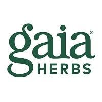 Best Elderberry Syrup - Gaia Herbs Logo