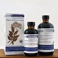 Best Elderberry Syrup - Maine Medicinals Anthoimmune™ Organic Elderberry Syrup Review