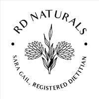 Best Elderberry Syrup - RD Naturals Logo