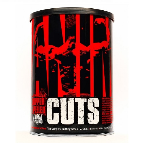 Best Fat Burners - Animal Cuts Review