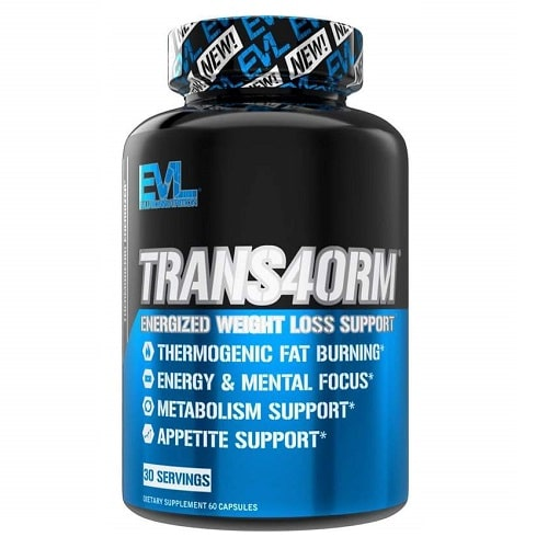 Best Fat Burners - Trans4orm Review