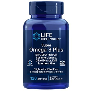 Best Fish Oil - Life Extension Super Omega-3 Plus Review