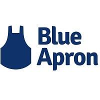 Best Food Subscription - Blue Apron Logo