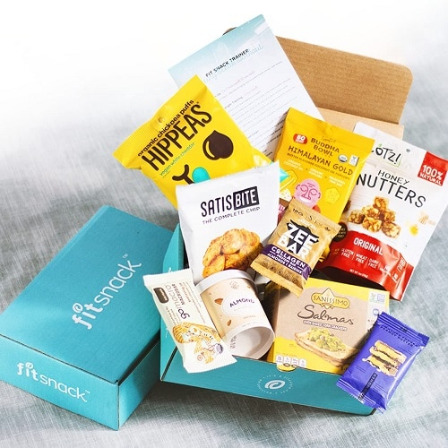 Best Food Subscription - Fit Snack Review