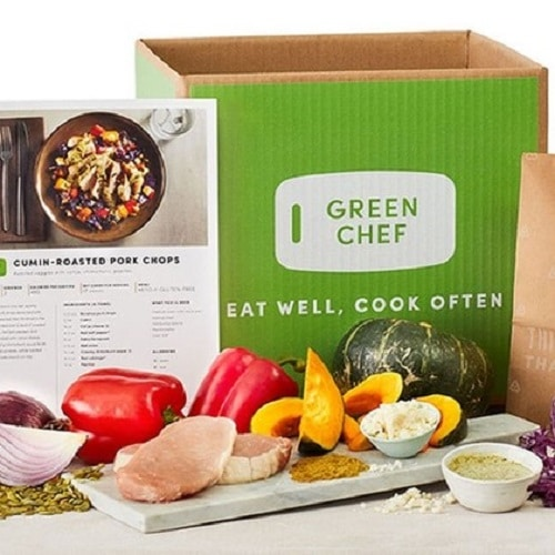 Best Food Subscription - Green Chef Review